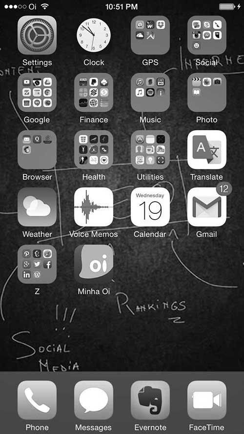 Economizando a preciosa bateria do seu iPhone